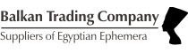 Balkan Trading Company – suppliers of Egyptian giftware to museums and schools